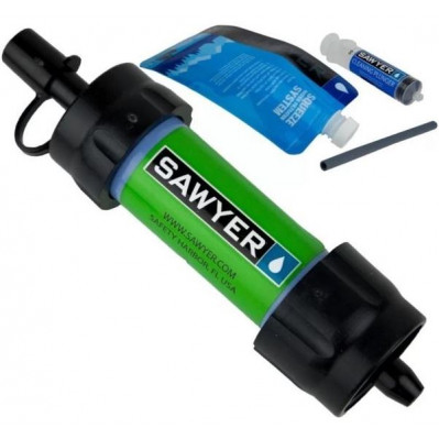 Sawyer SP101 - Green Mini Water Filtration System